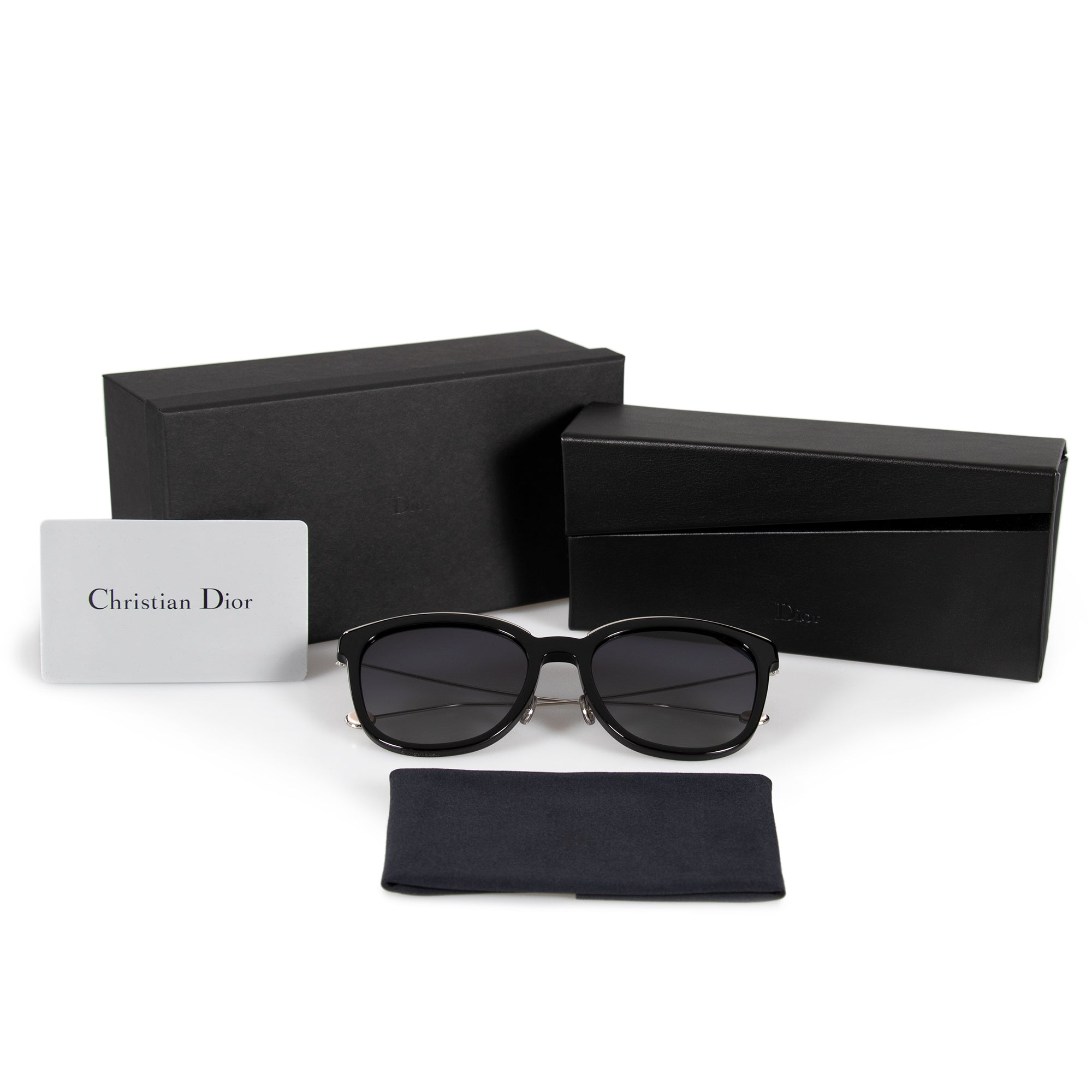 Christian Dior Blossom CSAHD 54 Cat Eye Sunglasses