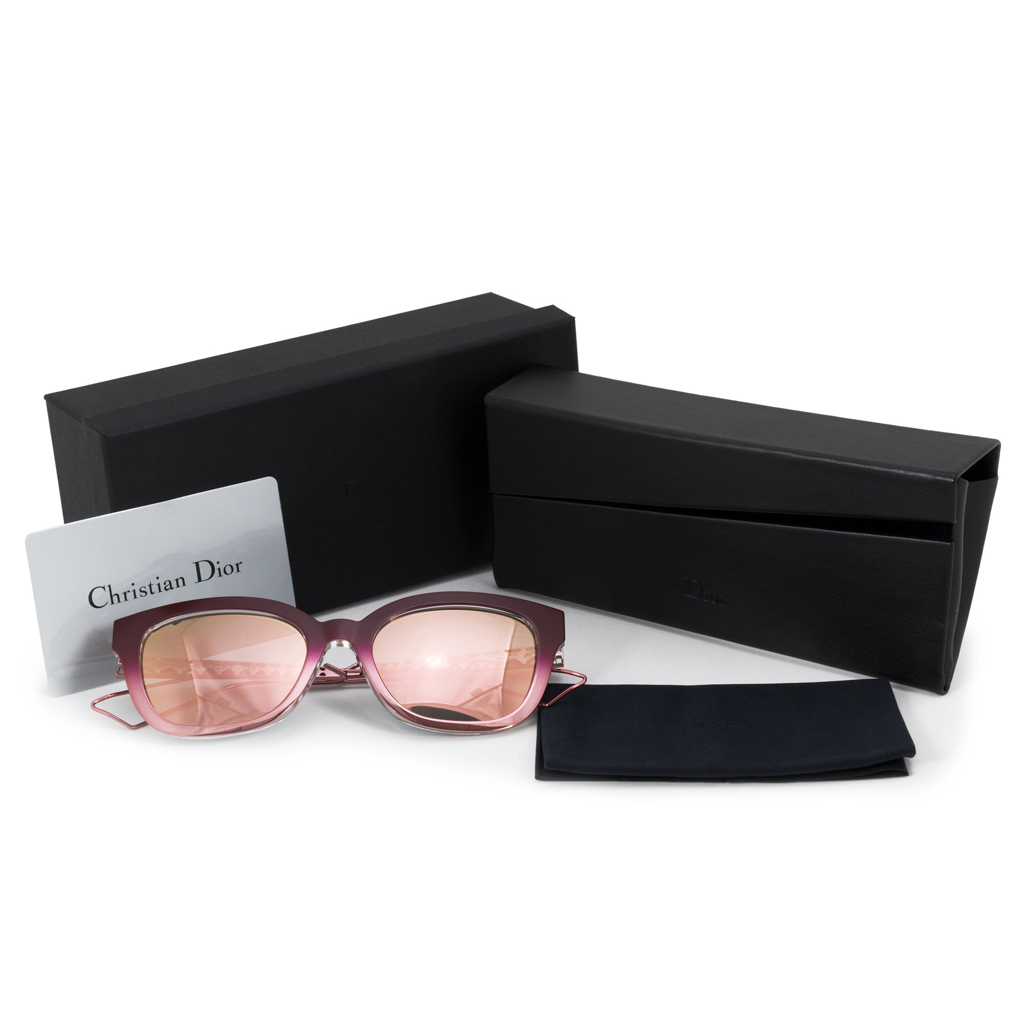 Christian Dior Diorama Square Sunglasses 2IF0J 52