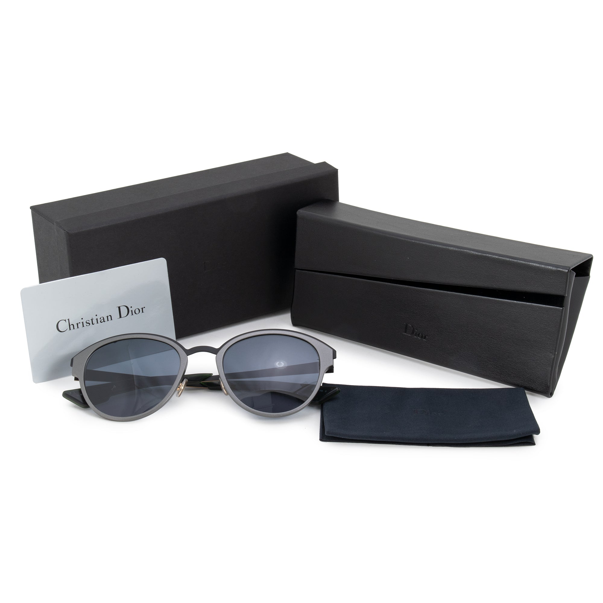 Christian Dior Sun Oval Sunglasses RCO9A 52
