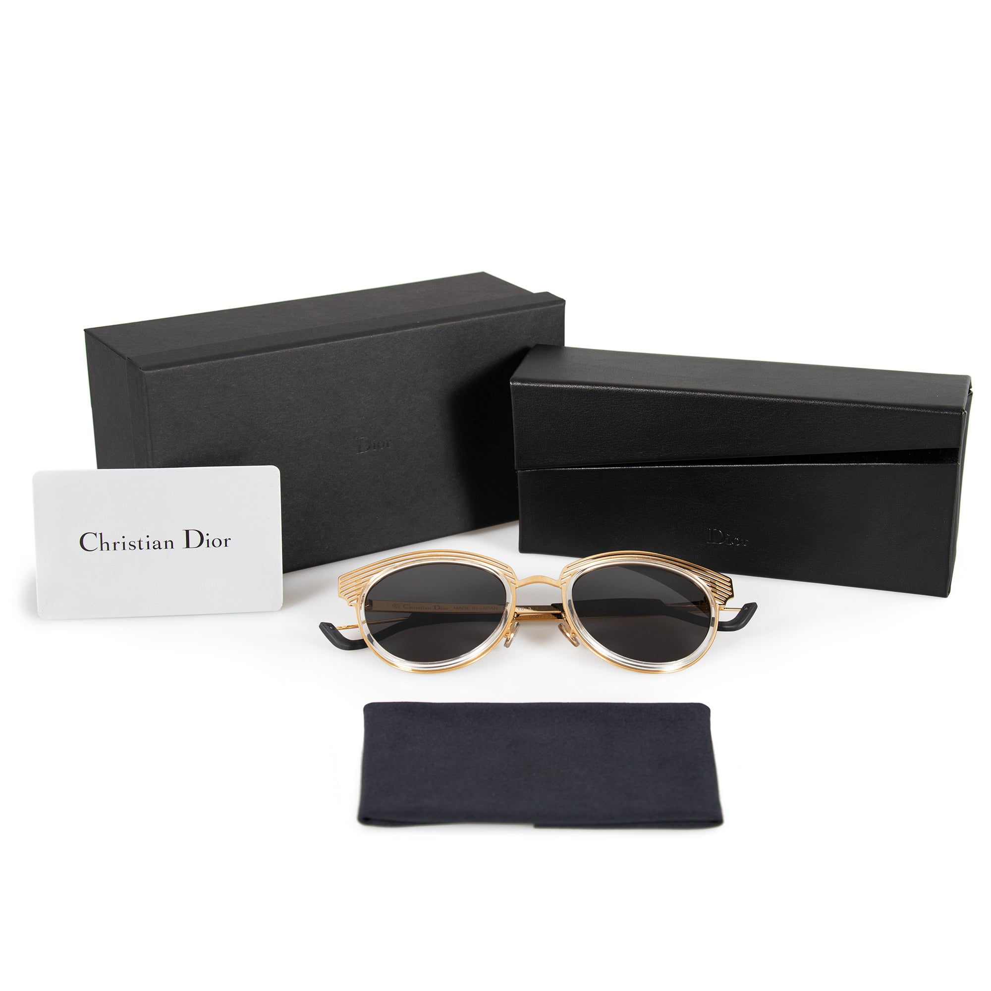 Christian Dior Enigme 000Y1 51 Cat Eye Sunglasses