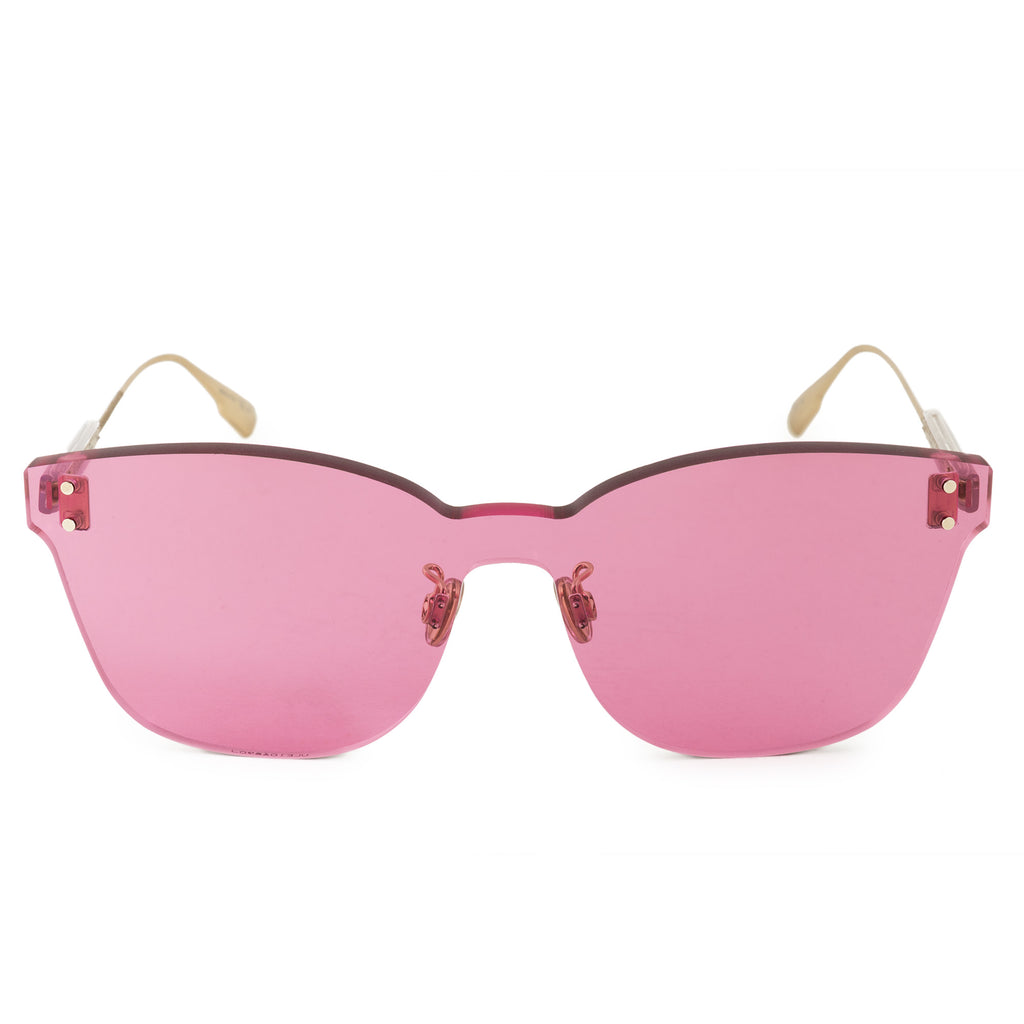 Christian Dior Color Quake2 MU1 U1 145 Rectangular Sunglasses