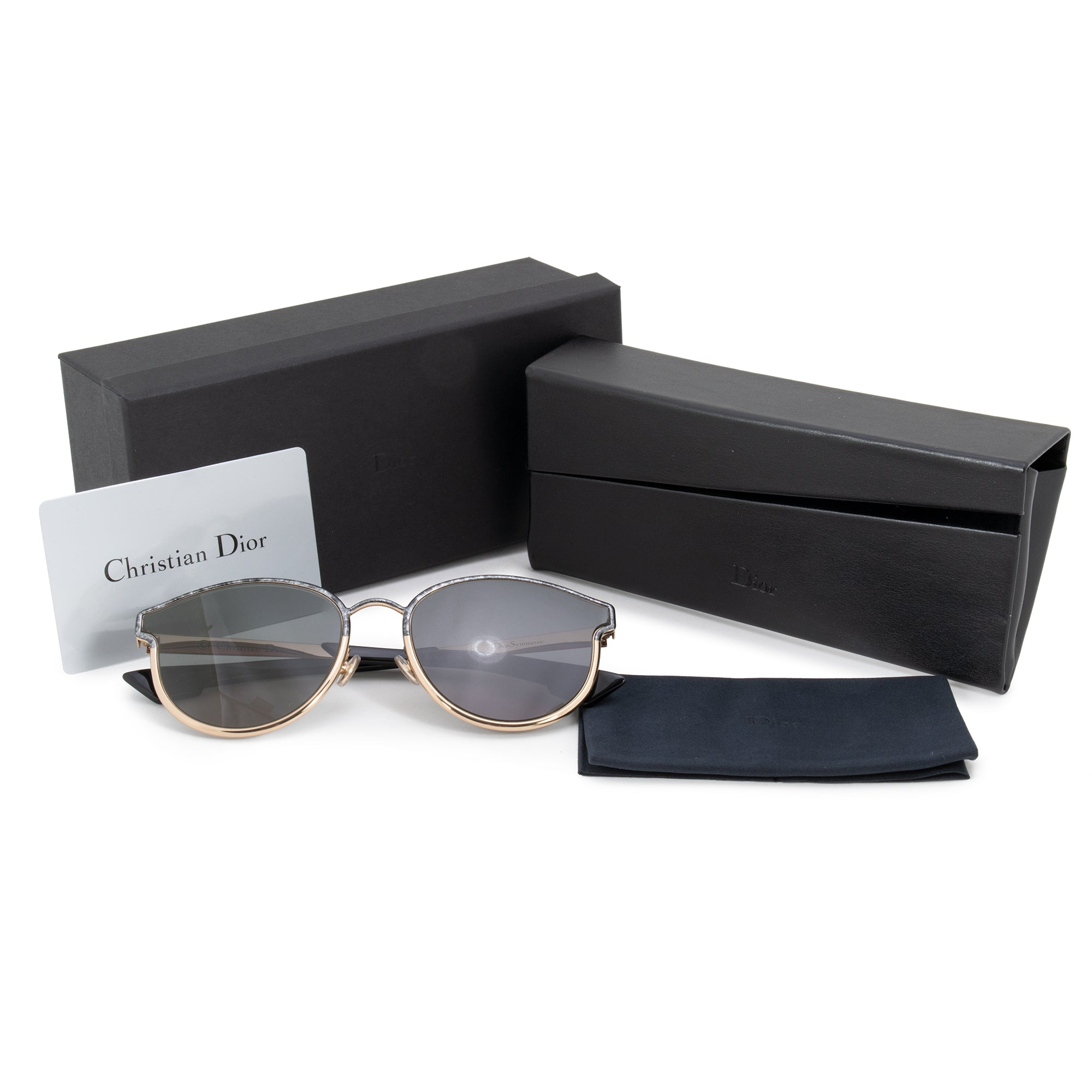 Christian Dior Symmetric Round Sunglasses GBY2K 59