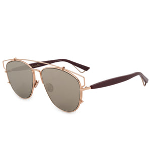 Christian Dior Technologic Oval Sunglasses D2XQV 57