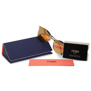 Fendi Butterfly Sunglasses FF0040S JFG SQ 60