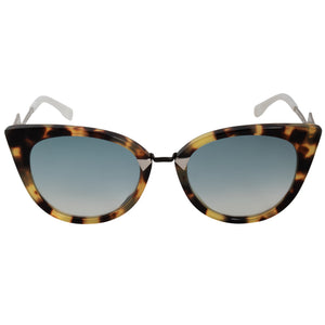 Fendi Orchidea Cat Eye Sunglasses FF0118S XU4 56 52
