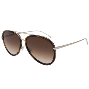 Fendi Aviator Sunglasses FF0155S V4Z CC 57