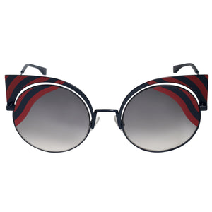 Fendi Hypnoshine Cat Eye Sunglasses FF0215S 0M1 9L 53