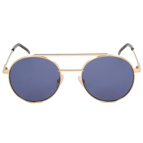 Fendi Air Round Sunglasses FF0221S 000 KU 52