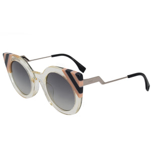Fendi Waves Butterfly Sunglasses FF0240S 40G 90 47