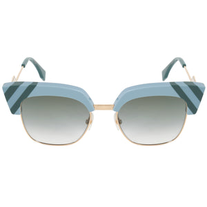 Fendi Square Sunglasses FF0241S MVU 9K 50