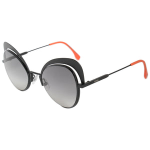 Fendi Eyeshine Butterfly Sunglasses FF0247S 807 9O 54