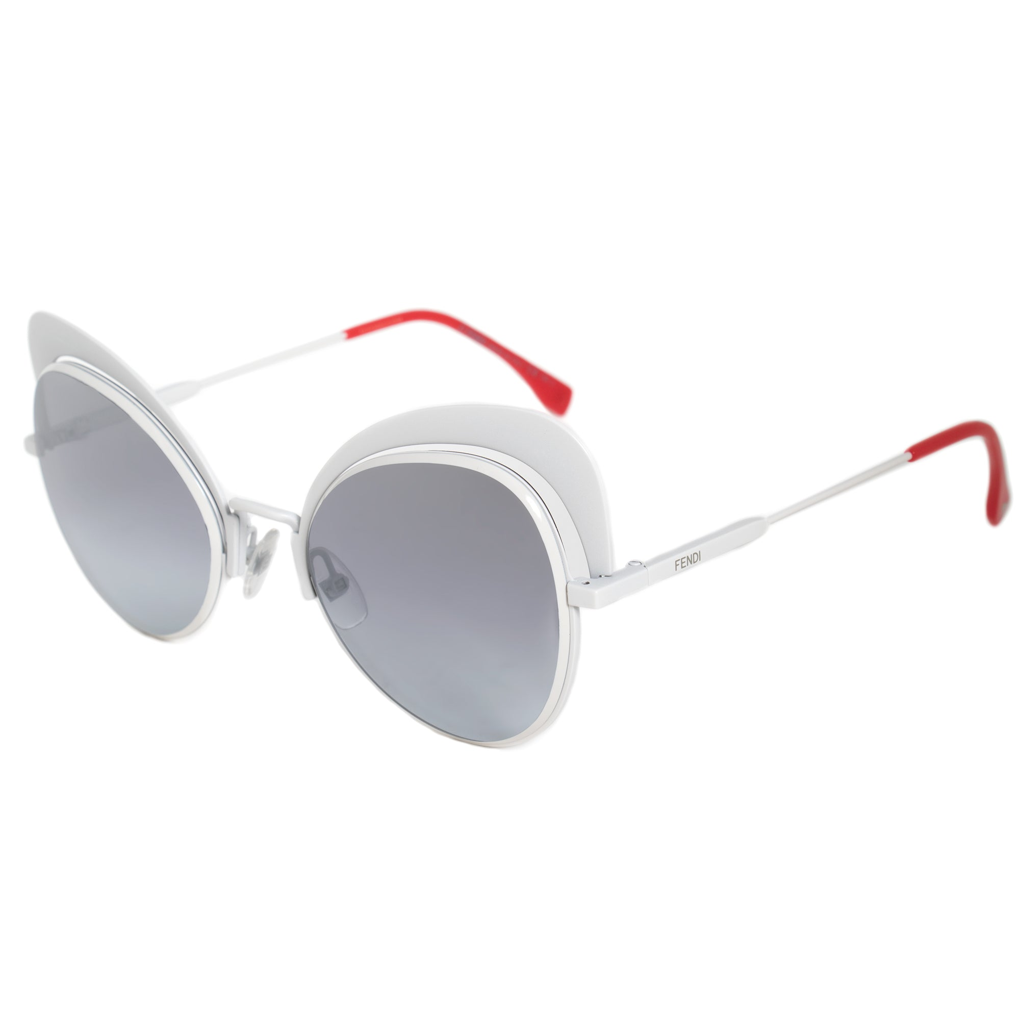 Fendi Eyeshine Butterfly Sunglasses FF0247S VK6 9O 54