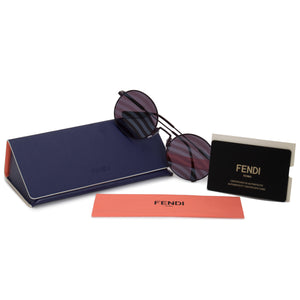 Fendi Round Sunglasses FF0248S B3V XL 53