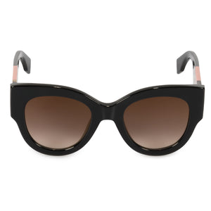 Fendi Facets Cat Eye Sunglasses FF0264S 807 JL 51
