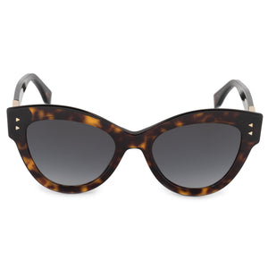 Fendi Peekaboo FF 0266/S 086/9O 52 Cat Eye Sunglasses