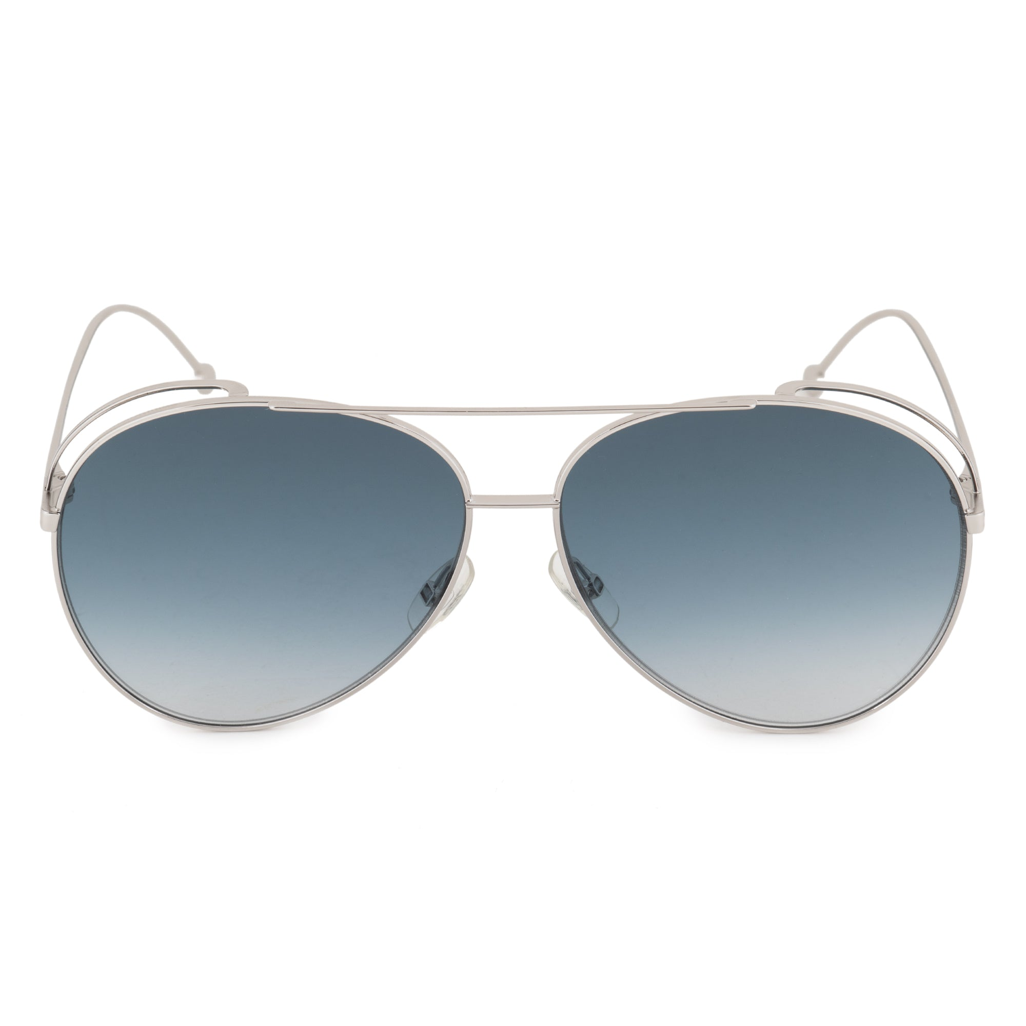 Fendi Run Away FF 0286/S 010/08 63 Aviator Sunglasses