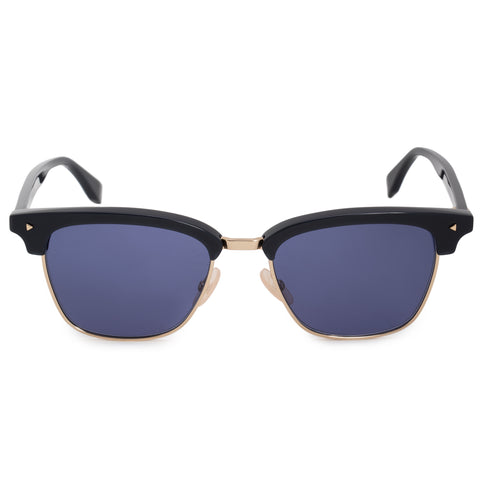 Fendi Browline FFM0003S PJP KU 52 Rectangle Sunglasses