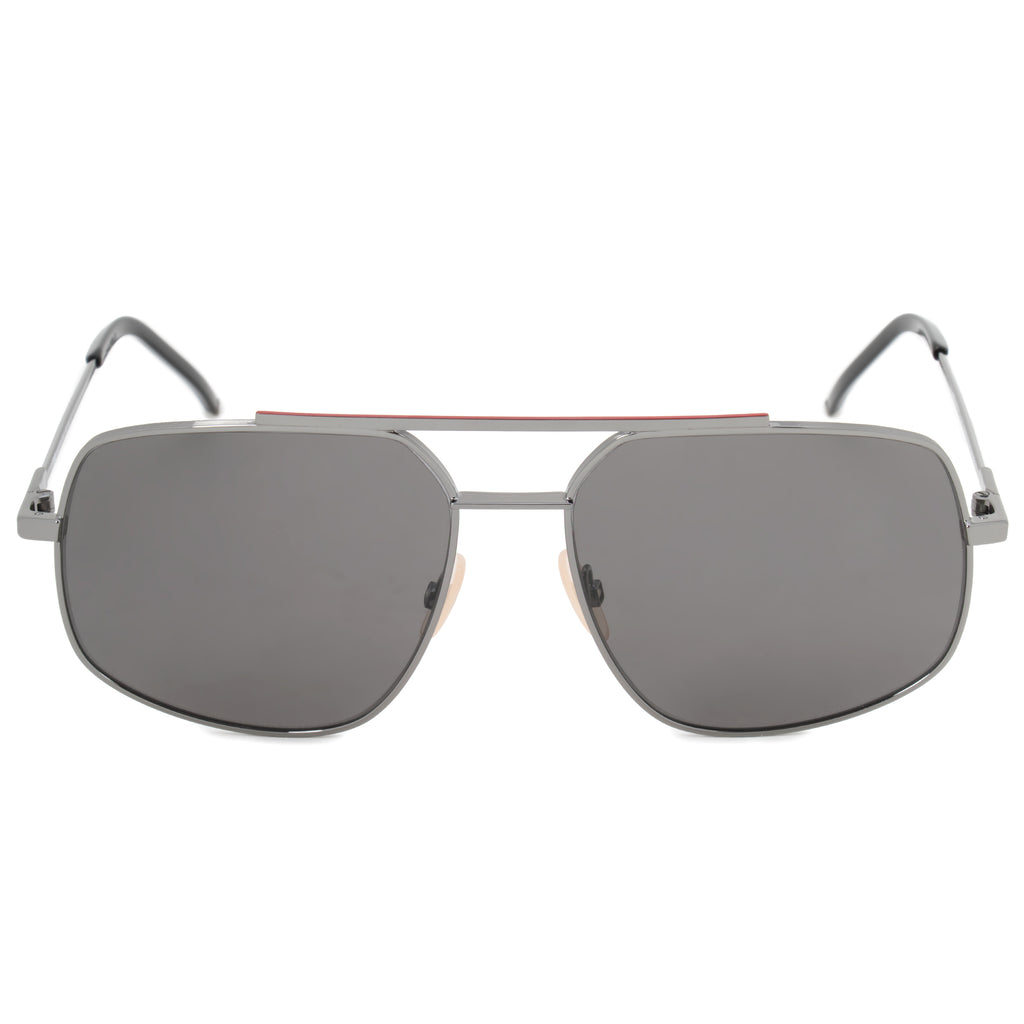 Fendi Pilot Sunglasses FFM007S KJ1 M9 58 Polarized