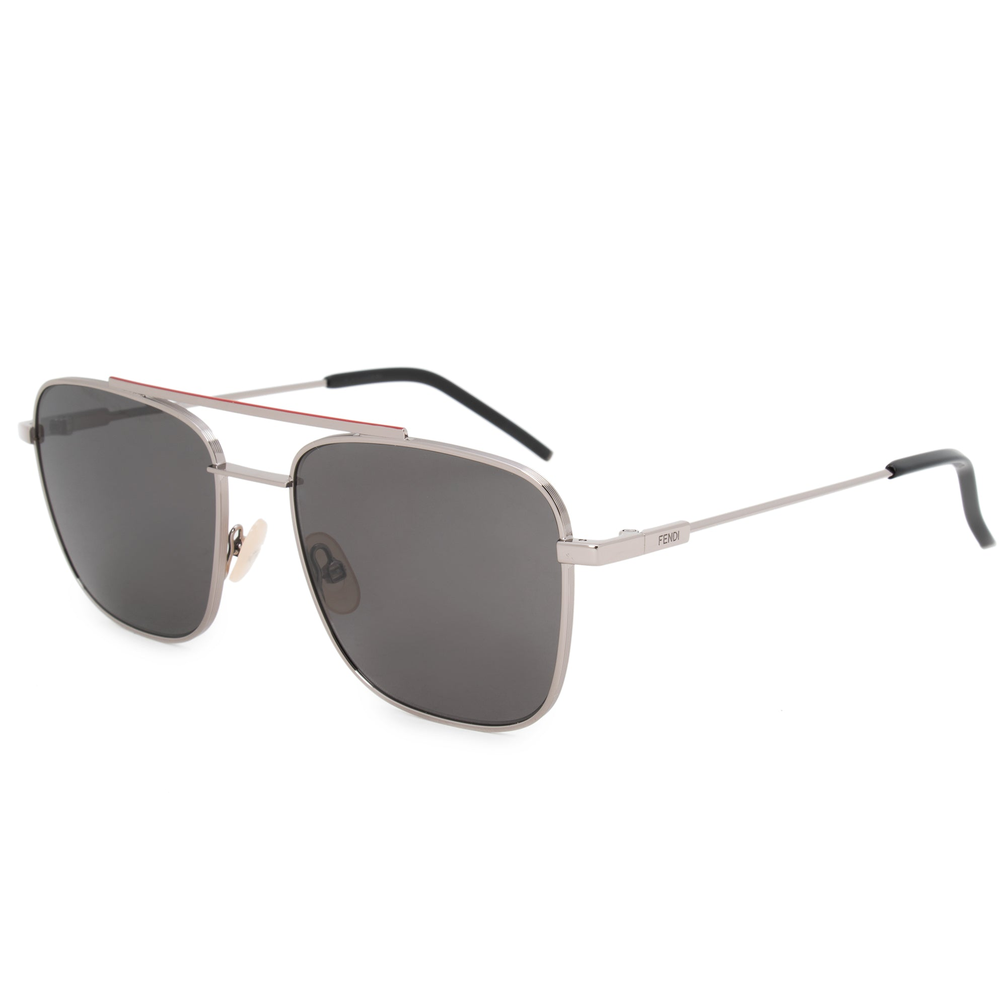 Fendi Square Sunglasses FFM008S KJ1 M9 55 Polarized