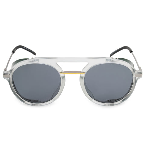 Fendi Aviator Sunglasses FFM0012S 900 IR 52