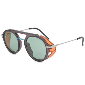 Fendi Aviator Sunglasses FFM0012S KB7 QT 52