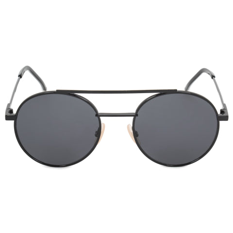 Fendi Air Round Sunglasses FF0221S 807 IR 52