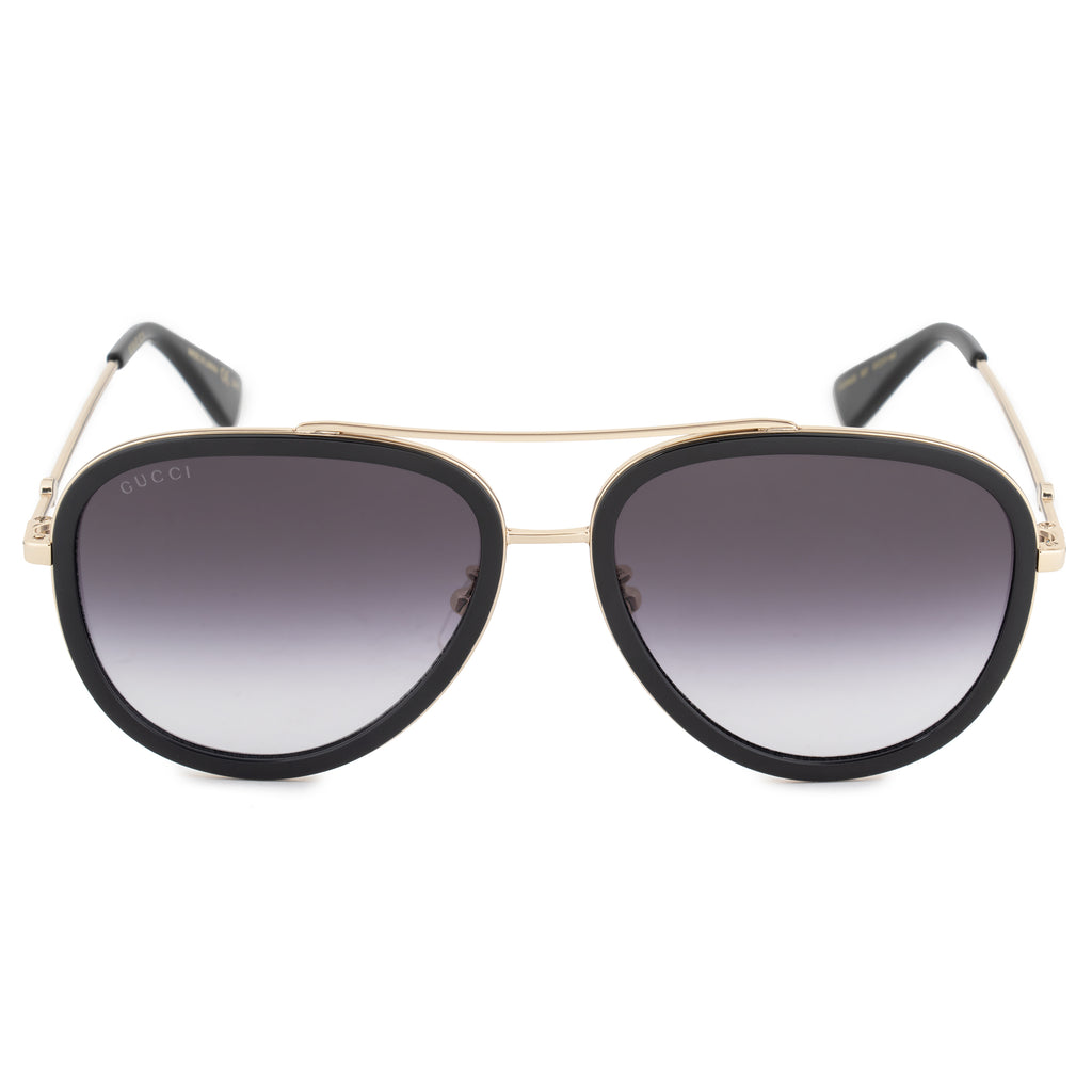 Gucci Aviator Sunglasses GG0062S 007 57