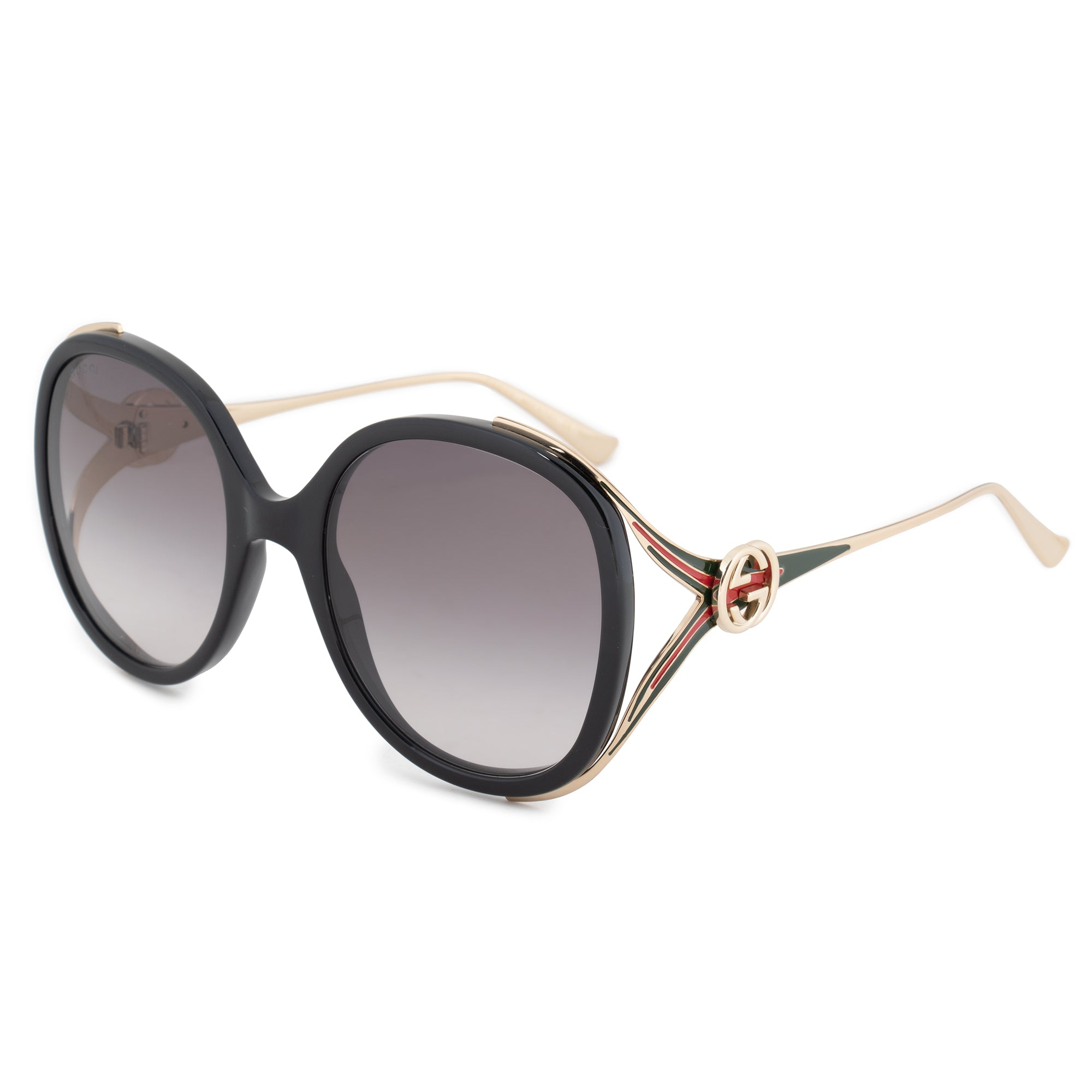 Gucci Butterfly Sunglasses GG0226S 001 56