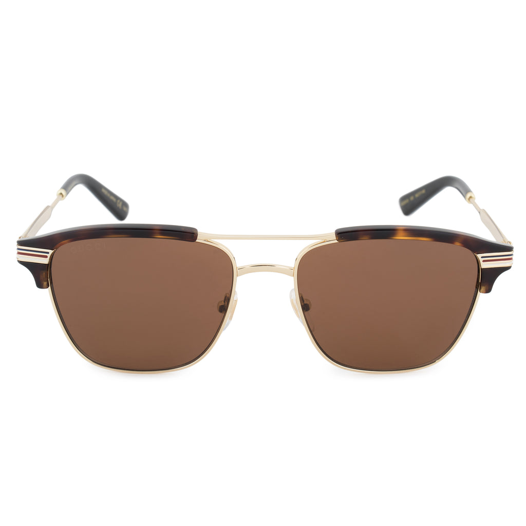 Gucci Gucci Aviator Sunglasses GG0241S 003 54