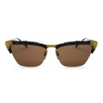 Gucci Cat Eye Sunglasses GG0660S 001 58