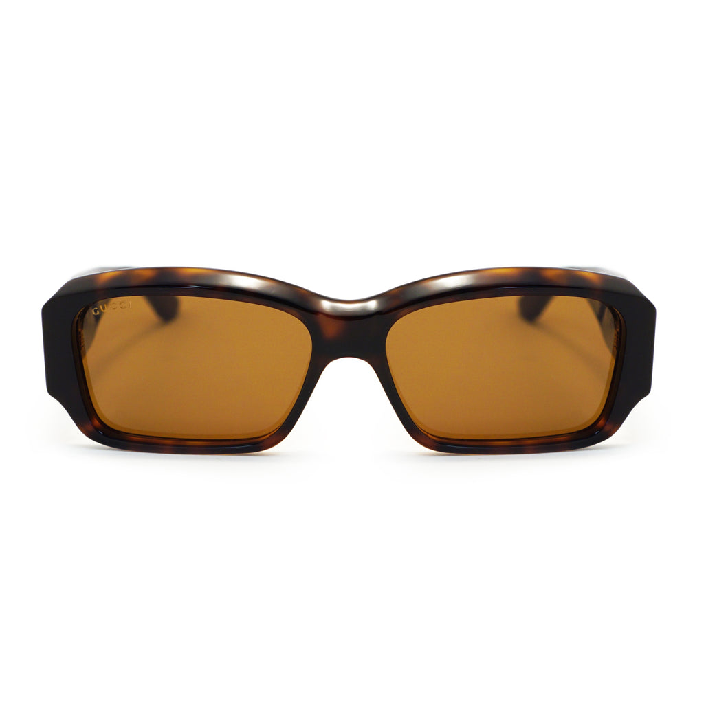 Gucci Rectangular Sunglasses GG0669S 002 59