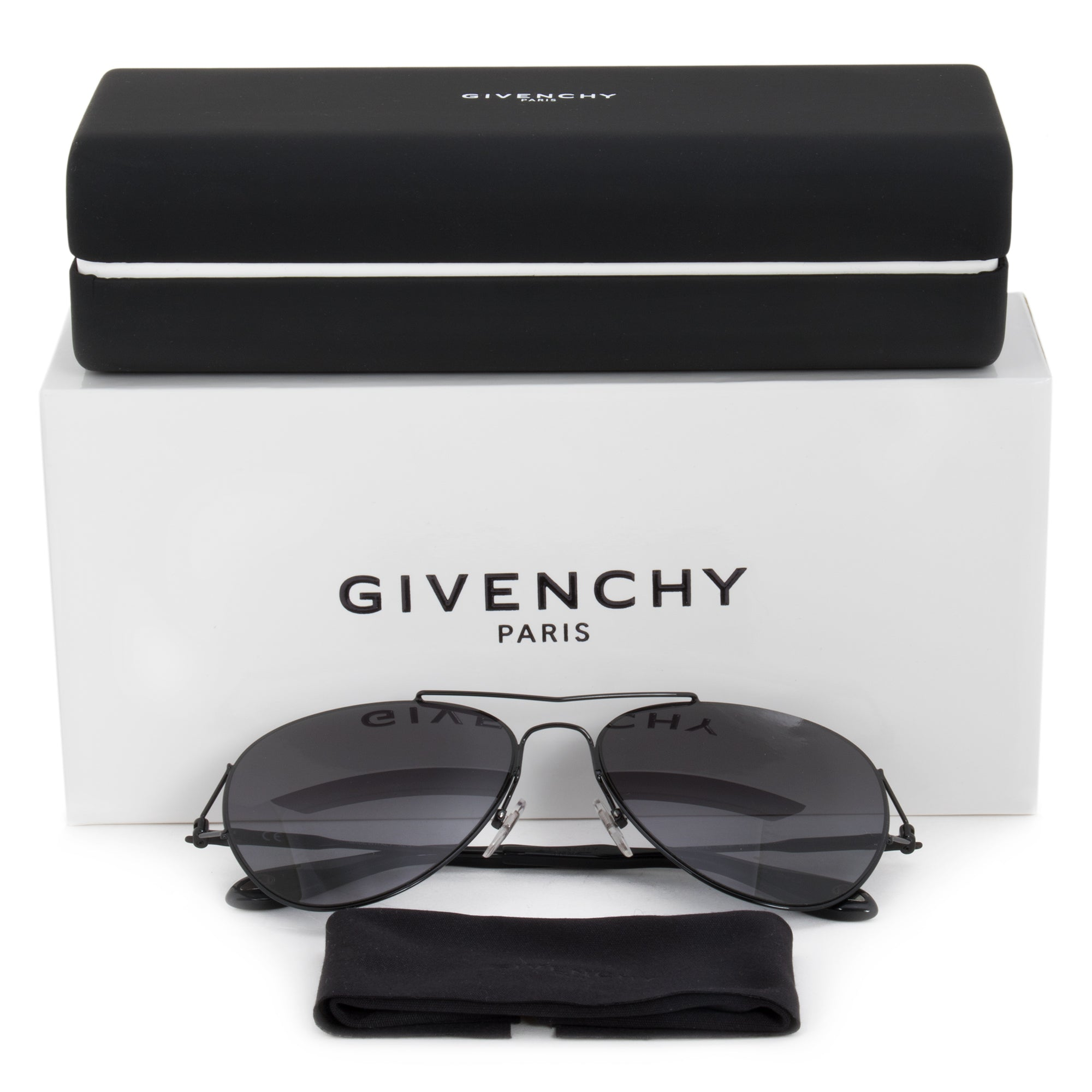 Givenchy Aviator Sunglasses GV7005/S 006/HD 56