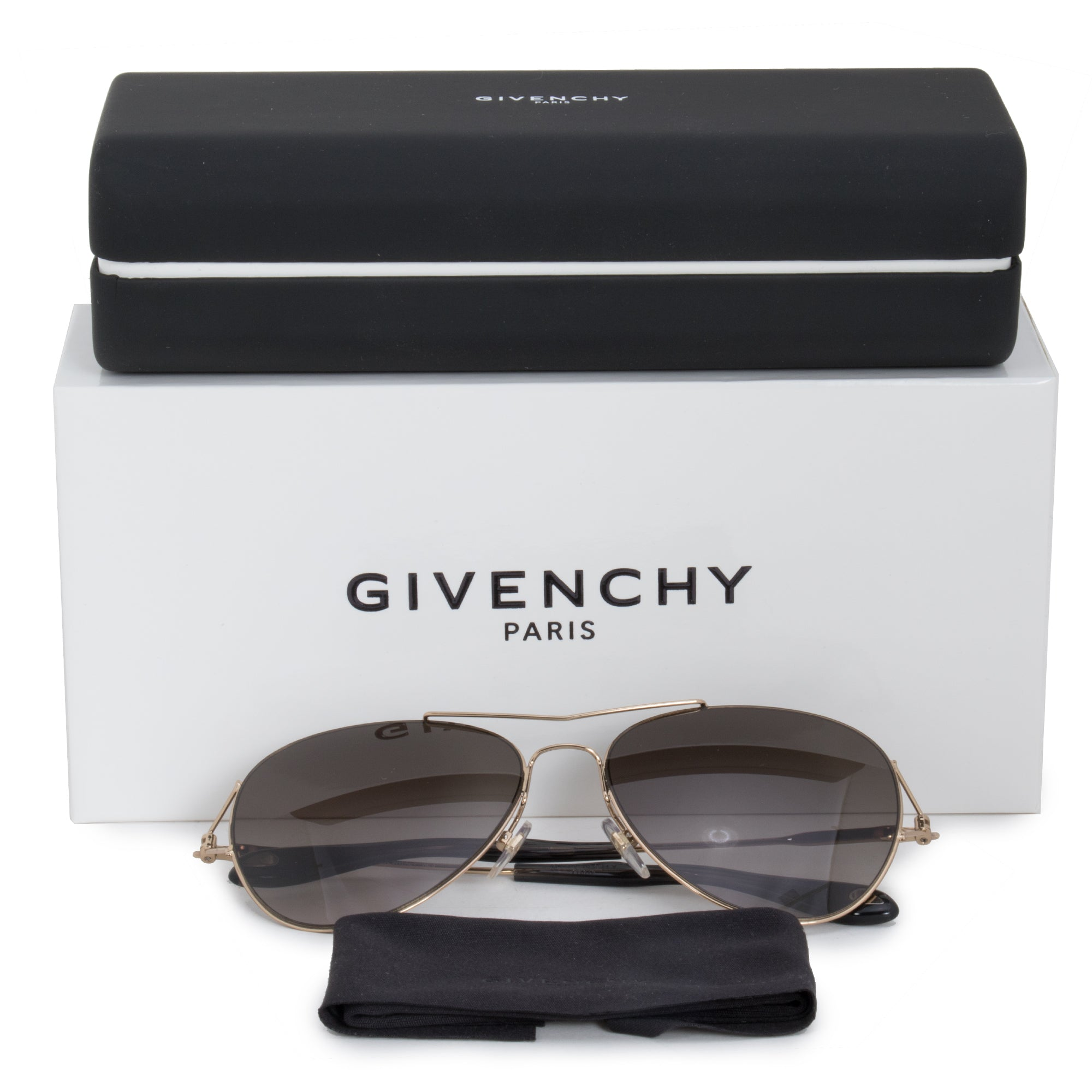 Givenchy Aviator Sunglasses GV7005/S J5G/HA 56