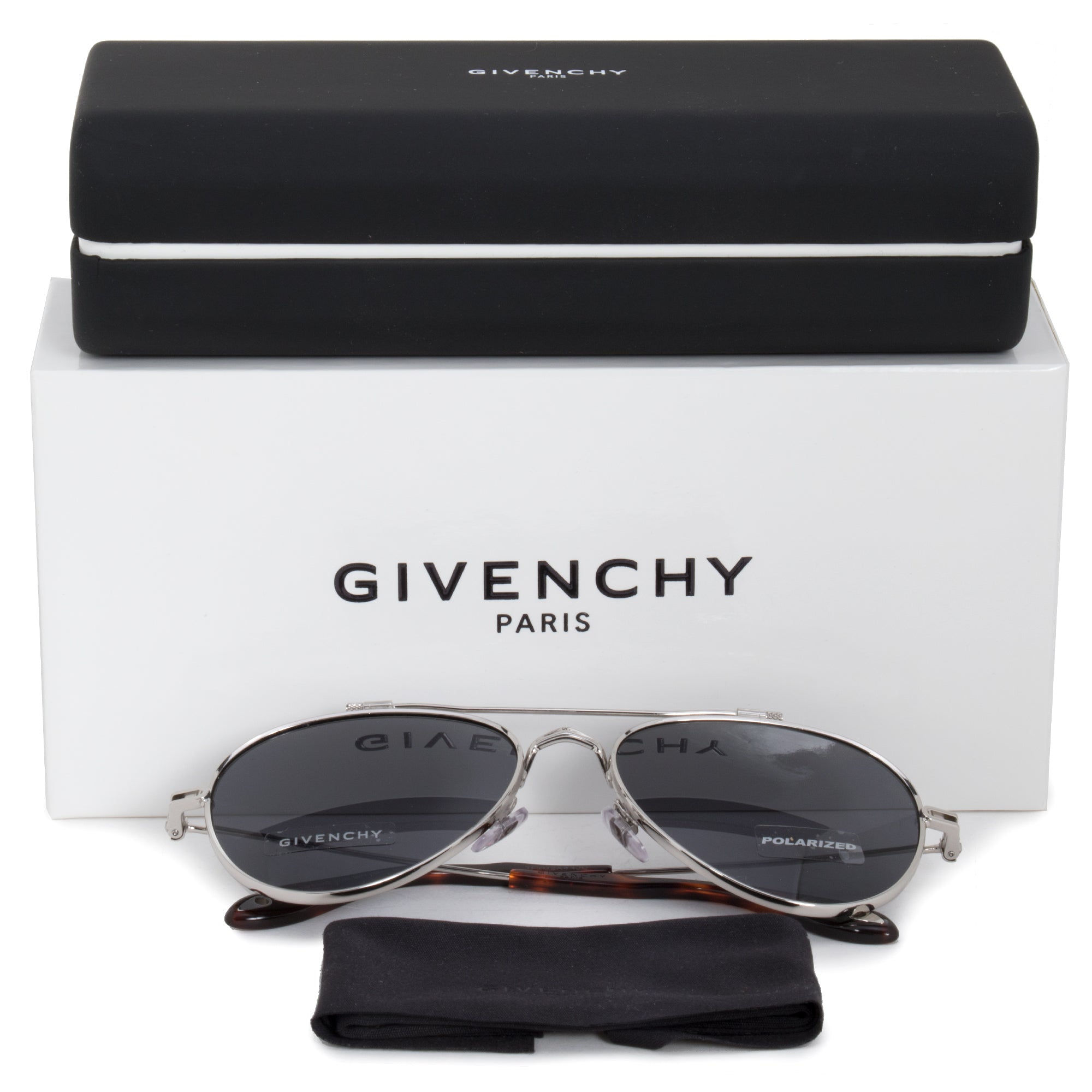 Givenchy Aviator Sunglasses GV7057/S 010/M9 58