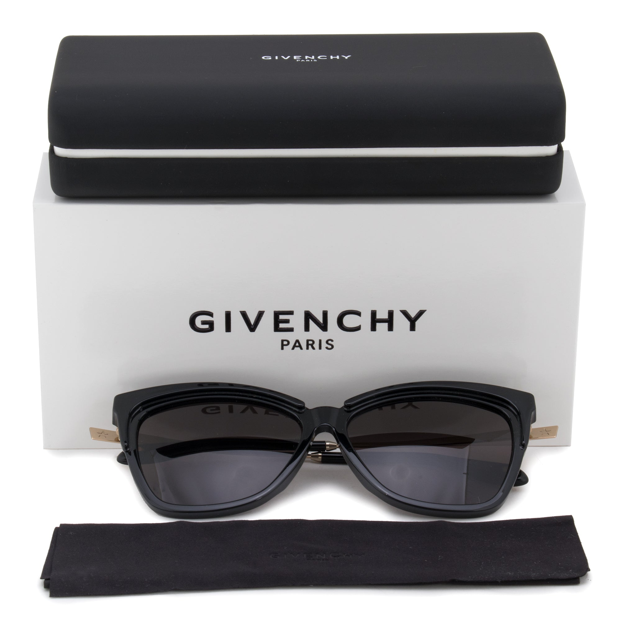 Givenchy Cat Eye Sunglasses GV7071/S 807 IR 57