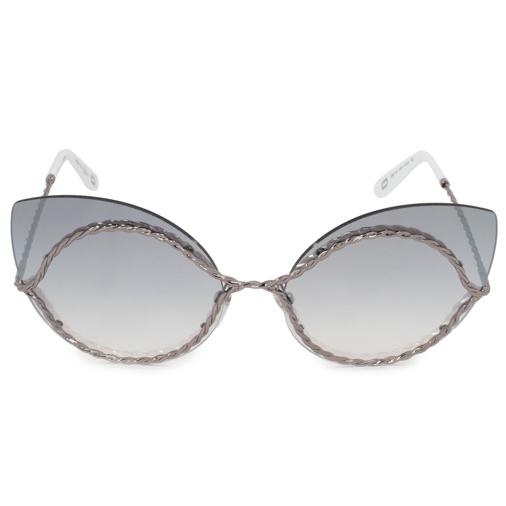 Marc Jacobs Cat Eye Sunglasses MJ161S 6LB IC 61