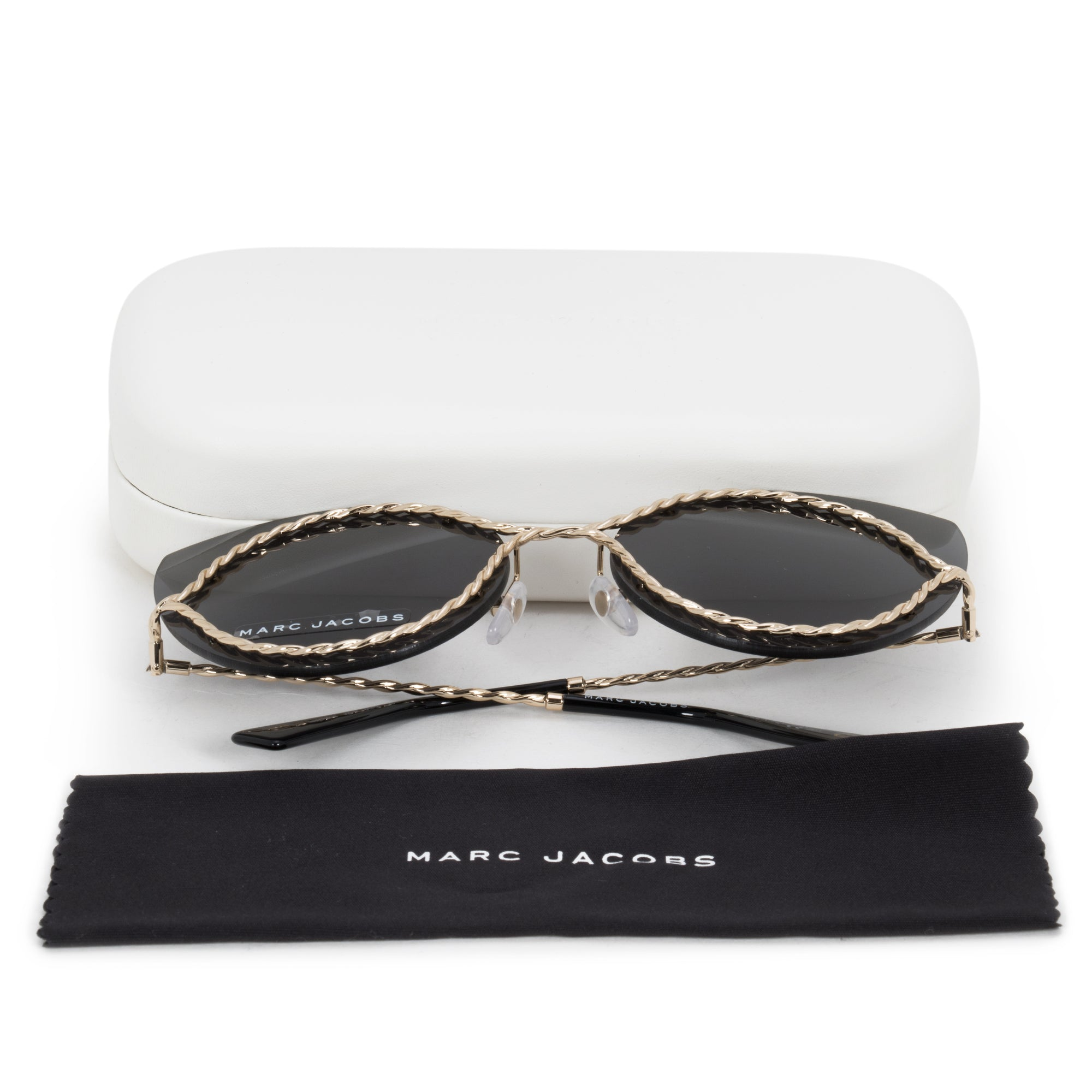 Marc Jacobs Cat Eye Sunglasses MJ161S J5G IR 61
