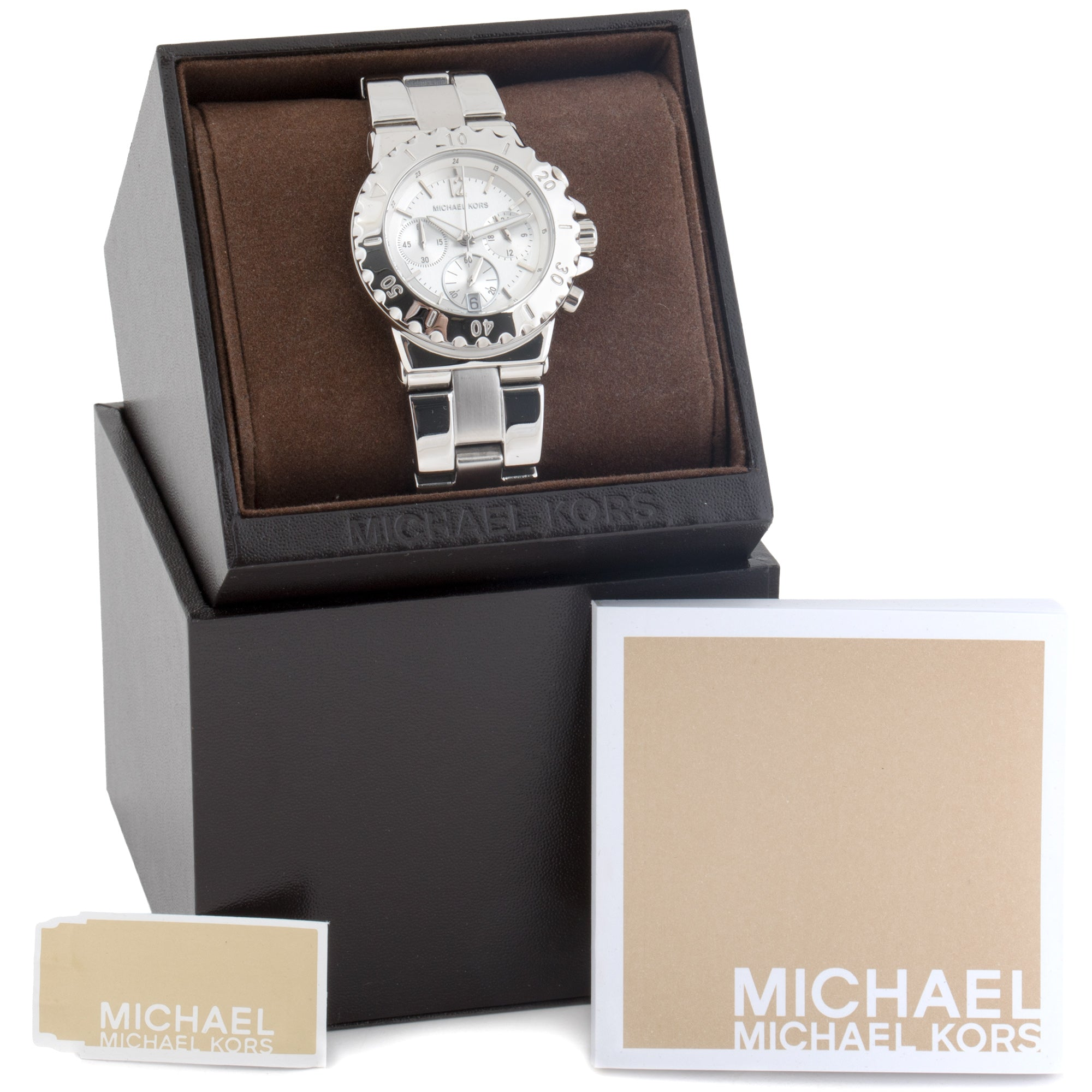 Michael Kors Bel Aire Watch | MK5498 | Chronograph