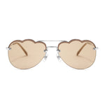 Miu Miu Aviator Sunglasses SMU56US 1BC176 58