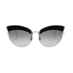 Miu Miu Cat Eye Sunglasses SMU58TS U983M1 65