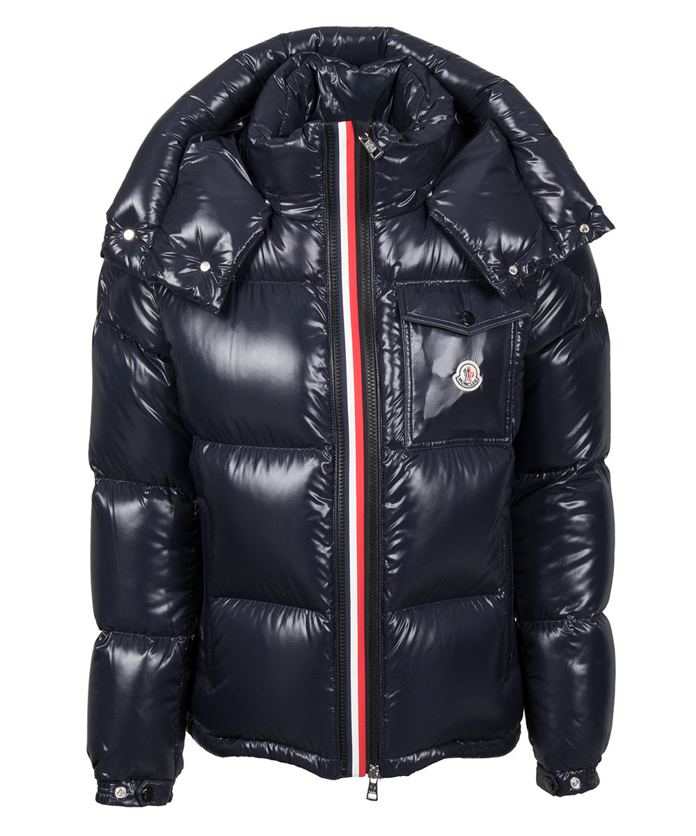 Moncler Montbeliard Dark Blue Winter Jacket (size 5)