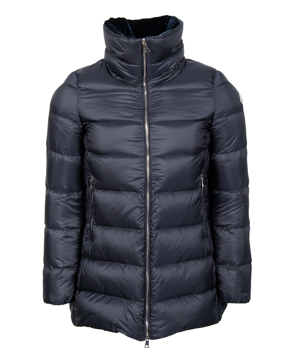 Moncler Montbeliard Dark Blue Winter Jacket