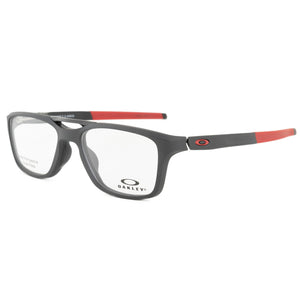 Oakley OX 8113 04 53 Gauge 7.2 Arch Satin Black Eyeglasses Frames