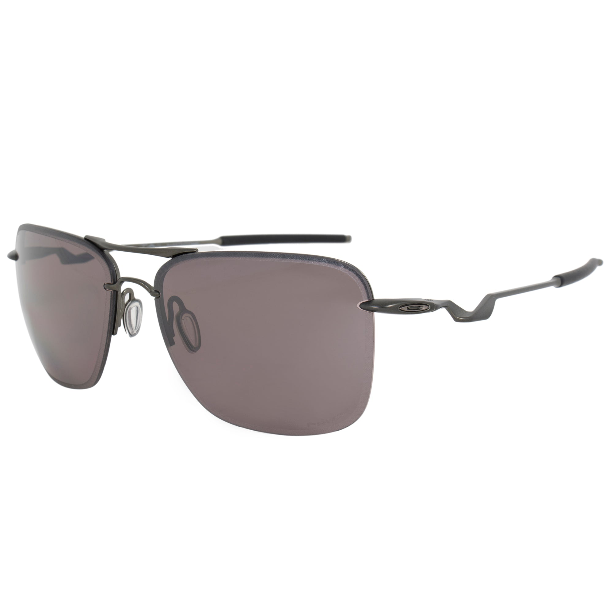 Oakley Tailhook Square Sunglasses 0OO4087 408705 60 POL | Carbon Frames | Polarized Prizm Daily Lenses