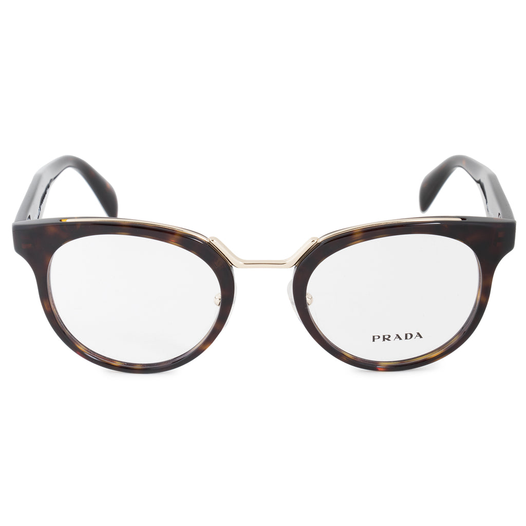Prada Catwalk Inspiration PR 03UV 2AU1O1 49 Cat Eye Eyeglasses Frames