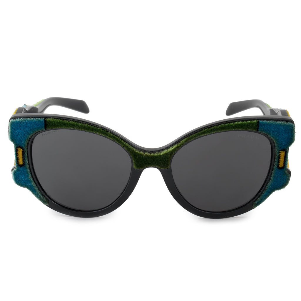 Prada Special Project PR 10US I8A5S0 54 Butterfly Sunglasses