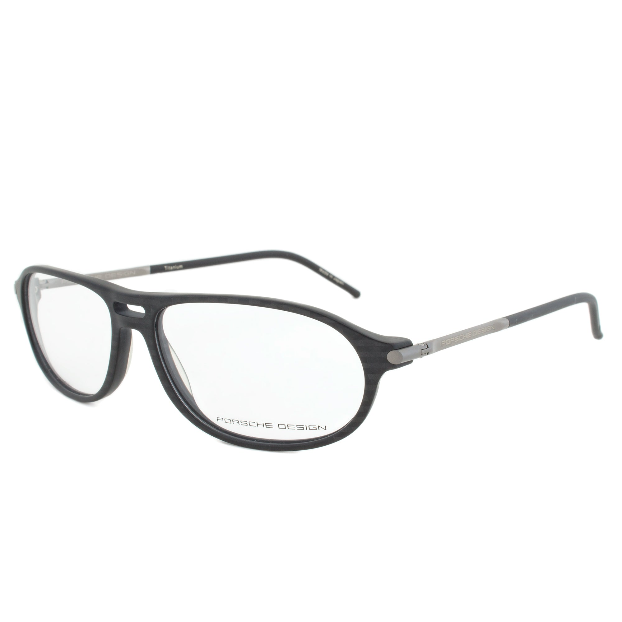 Porsche Design P8138 A Oval | Dark Grey| Eyeglass Frames