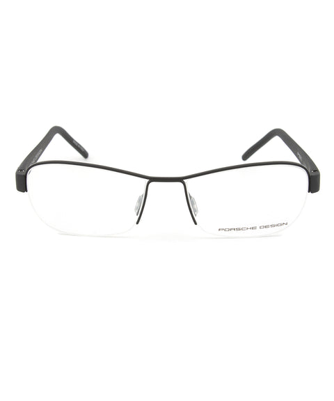 Porsche Design P8211 D Rectangular | Black| Eyeglass Frames
