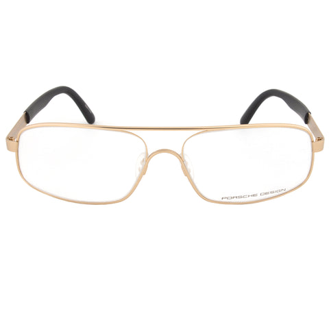 Porsche Design P8225 C Rectangular | Gold| Eyeglass Frames