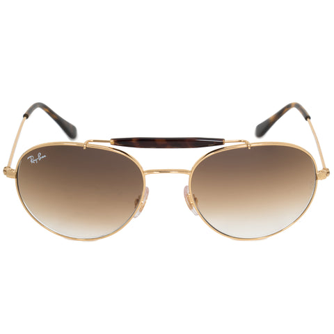 Ray-Ban Aviator Sunglasses RB3540 001/51 53